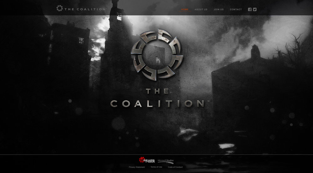 The Coalition Gears