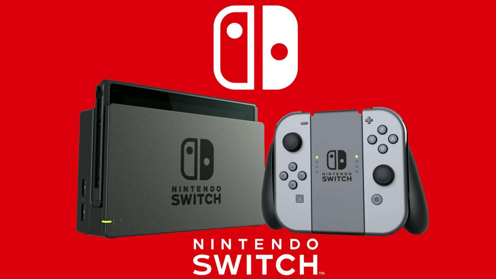 Nintendo Switch, verkopen