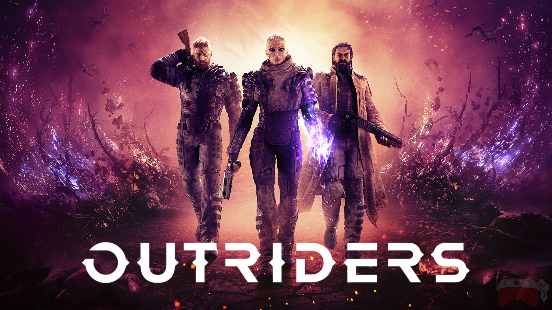 Outriders PS5, Xbox Series X, People Can Fly, Square Enix