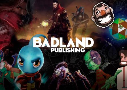 Badland Publishing logo