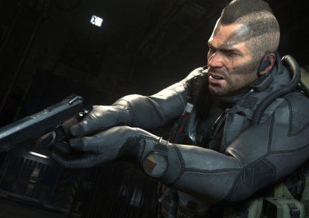 Call of Duty Modern Warfare 2 campaign remastered screenshot