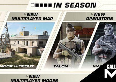Call of Duty Modern Warfare Khandor Hideout, Talon, Warzone