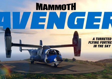 GTA Online Mammoth Avenger
