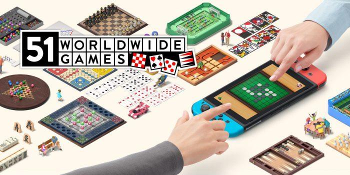 51 Worldwide Games, Nintendo, Nintendo Switch