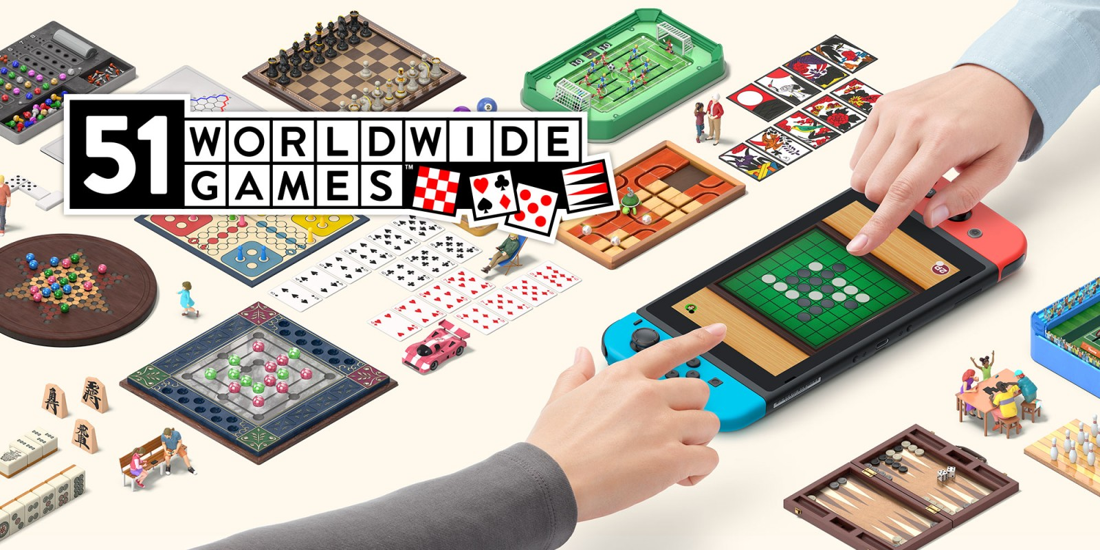 51 Worldwide Games, Nintendo, Nintendo Switch