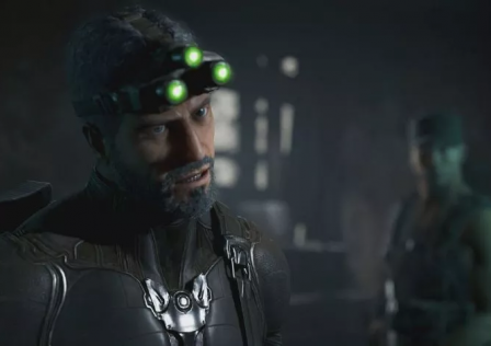 Sam Fisher Ghost Recon Breakpoint