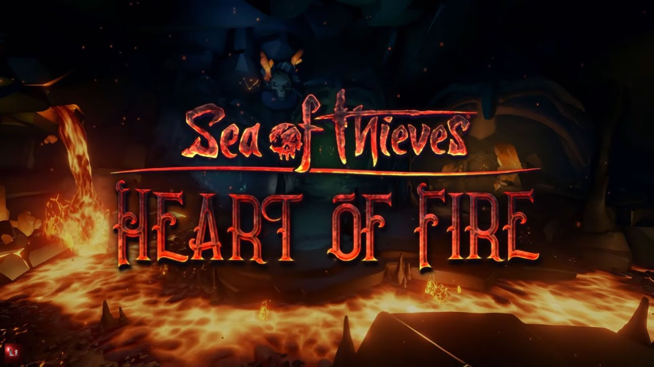 Sea of Thieves Heart of Fire