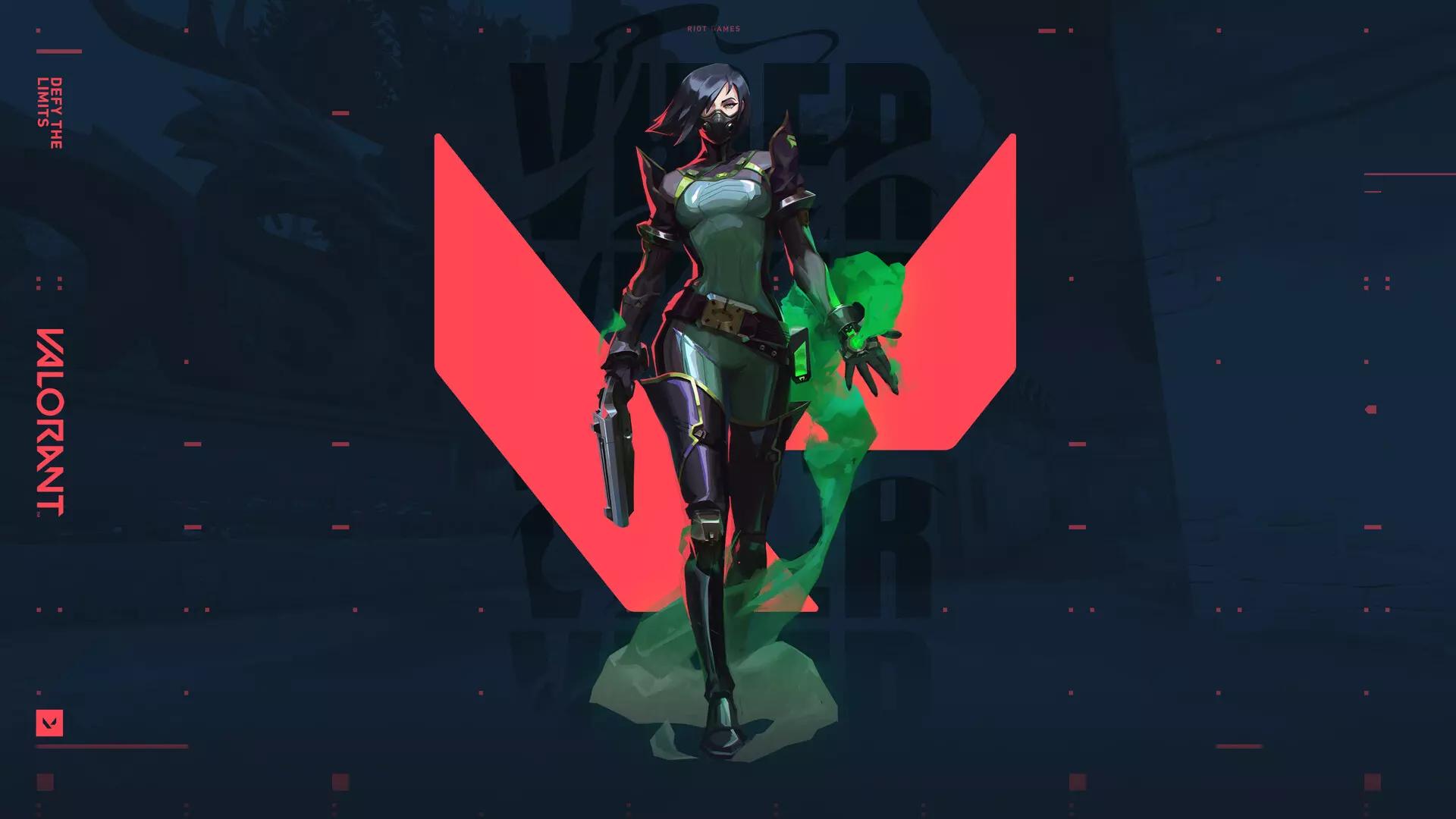 Valorant Agent Viper