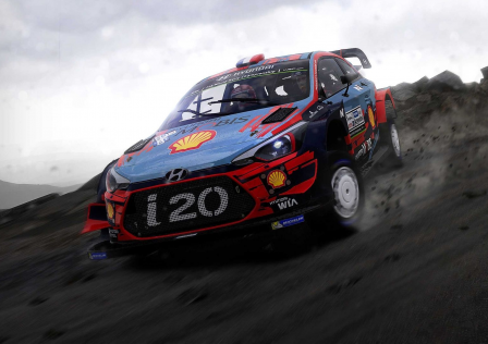 WRC 9 Codemasters, Kylotonn Games