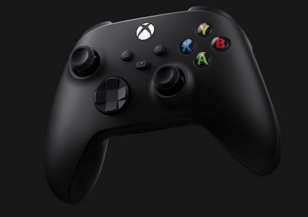Xbox Series X controller, smart delivery