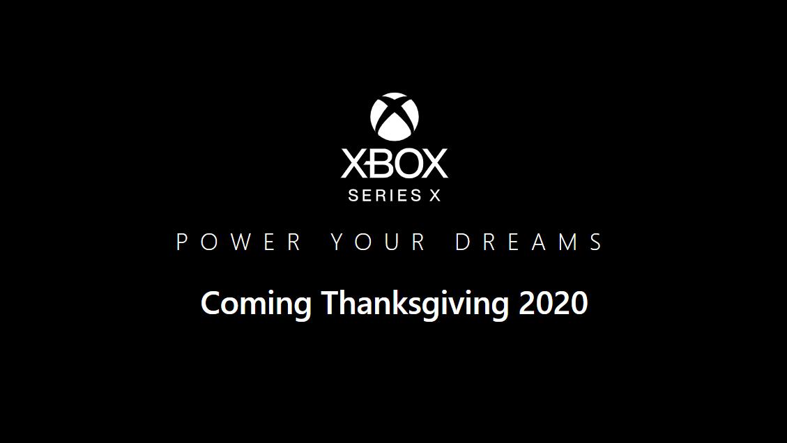 Xbox Series X releasedatum