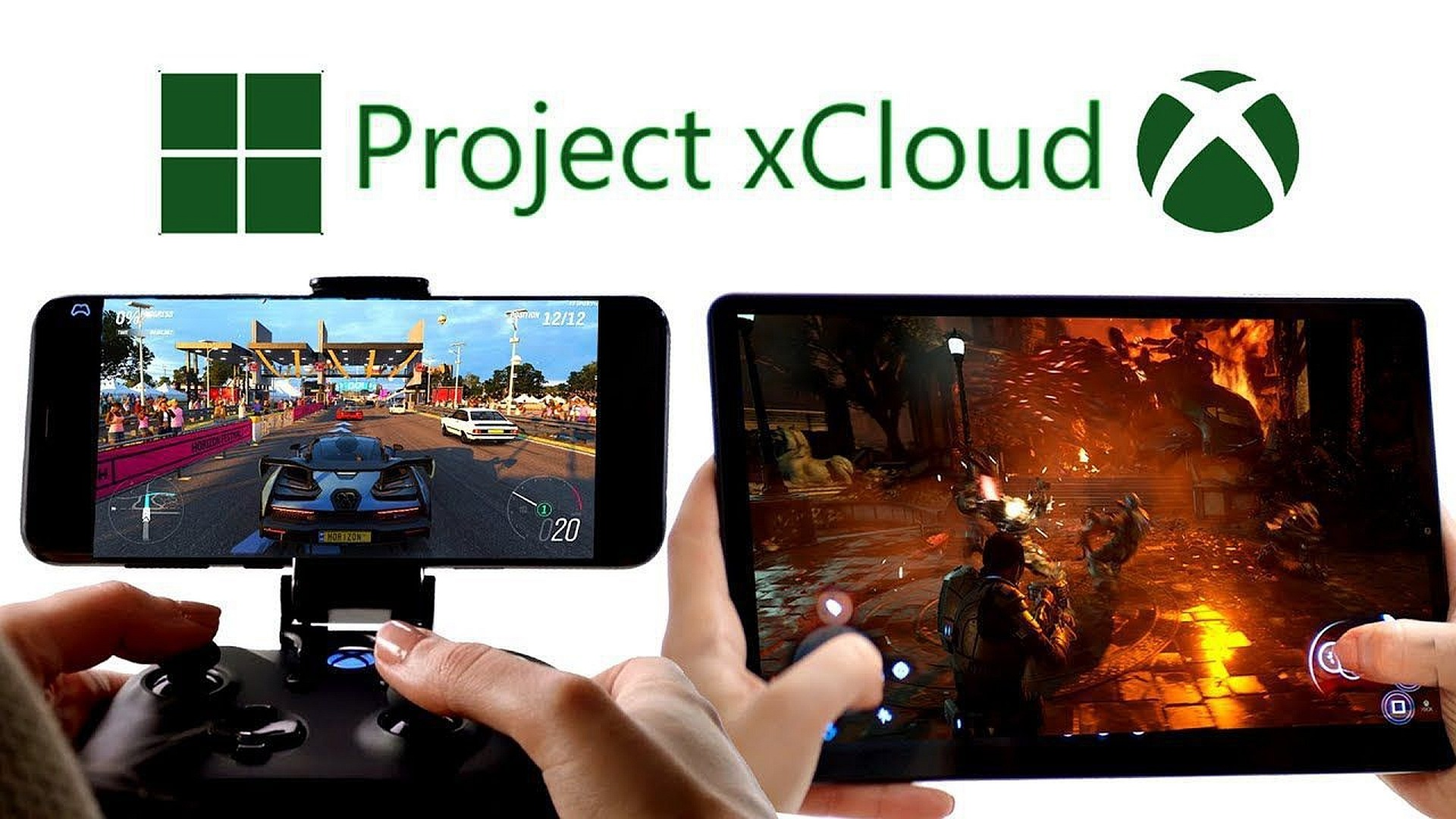 Project xCloud, Cloud Gaming