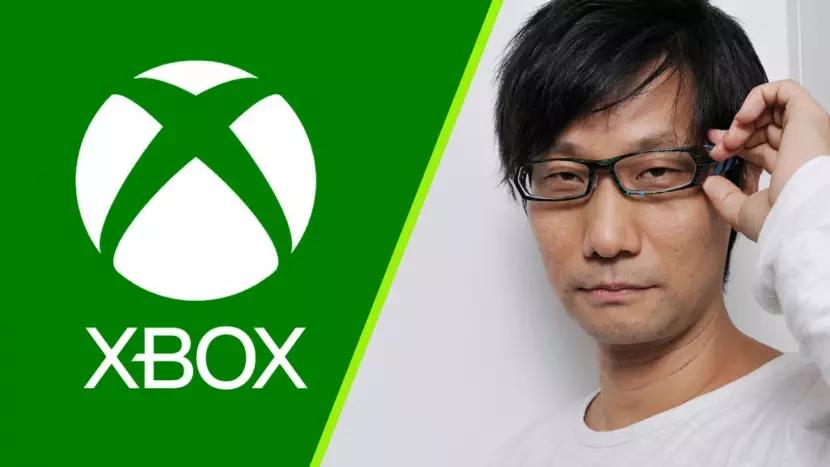 Kojima Xbox exclusive
