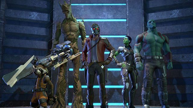 Guardians of the Galaxy game, E3 2021