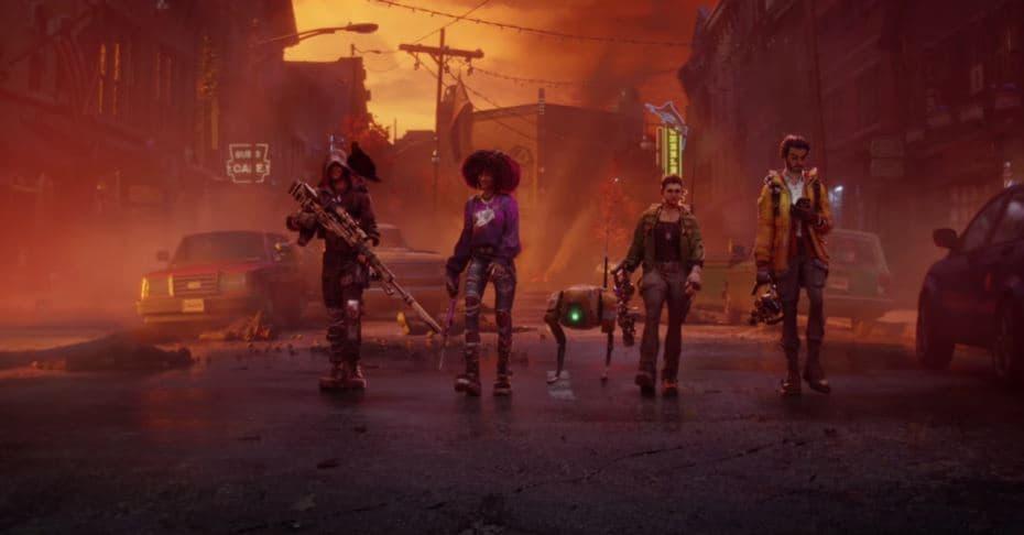 Redfall Xbox exclusive Arkane Studios