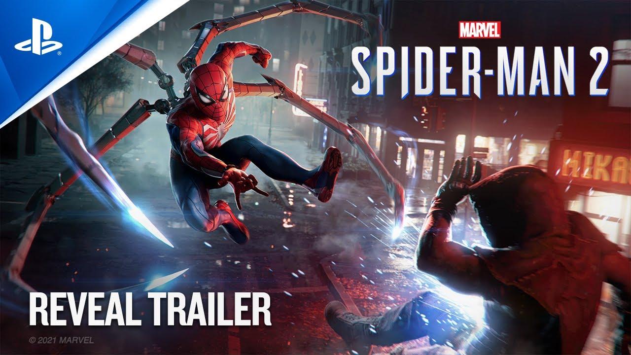 Spider-Man 2, God of War Ragnarok, PlayStation Showcase, Gran Turismo 7